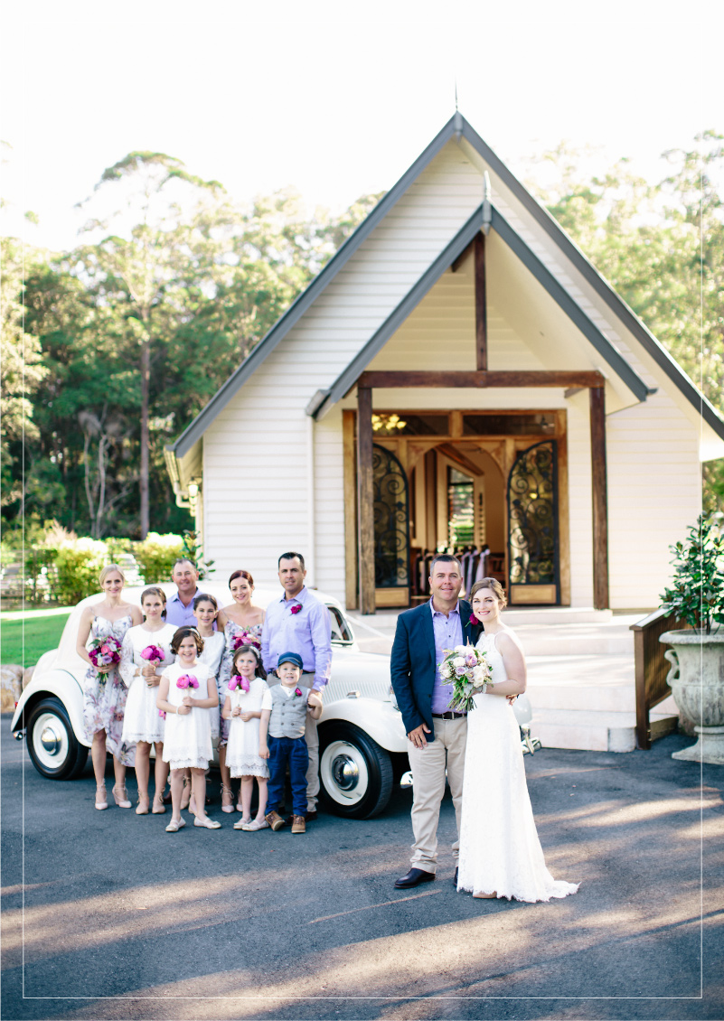AnnaBella Chapel bridal party