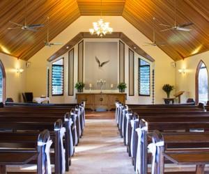 AnnaBella the Wedding Chapel interior