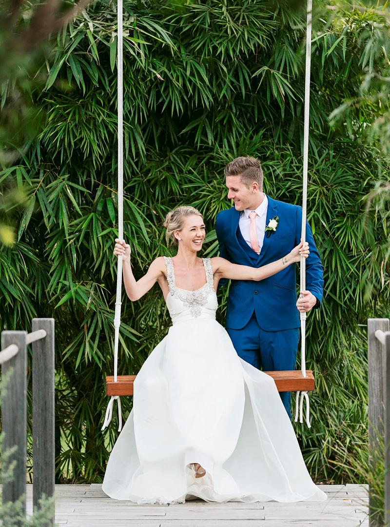 Wedding Swing Sunshine Coast