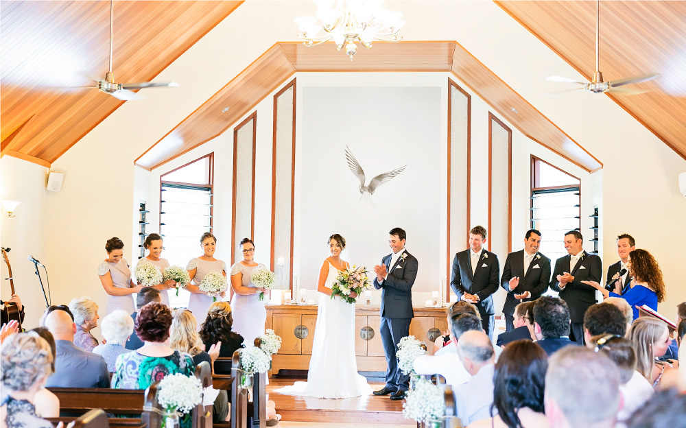 AnnaBella Wedding Chapel Interior
