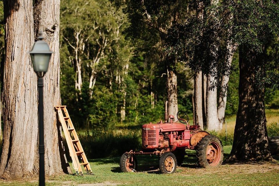 tractor-at-annabella-chapel