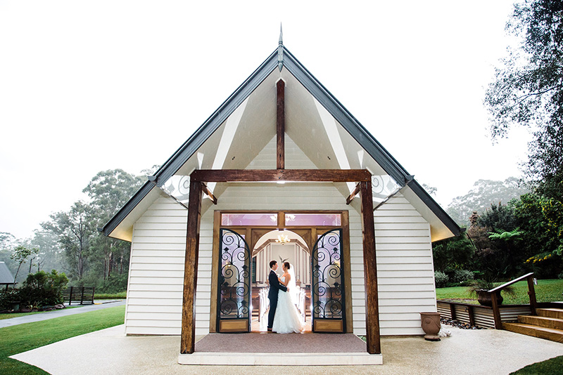 AnnaBella wedding chapel sunshine coast
